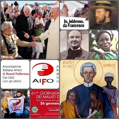 La giornata Mondiale per i lebbrosi: malati di lebbra e apostoli della carità per il pieno recupero della dignità umana e dei propri diritti.
