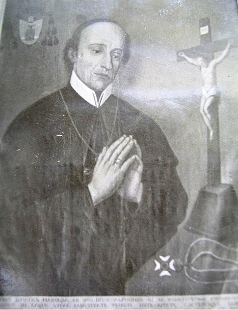 Mons. Pietro Ignazio Marolda, redentorista nativo di Muro Lucano (PZ), ricoprì delicati incarichi in Congregazione e fu vescovo di Potenza e di Pozzuoli, dove morì nel 1842.