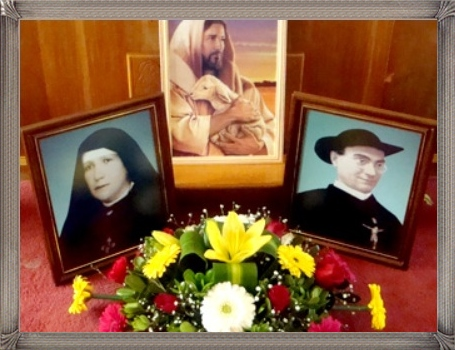P.Agustin Garcia Nistal insieme a suor M. Teresa Rivera Carrillo fondò le Missionarie del Perpetuo Soccorso ancora operanti in Messico.