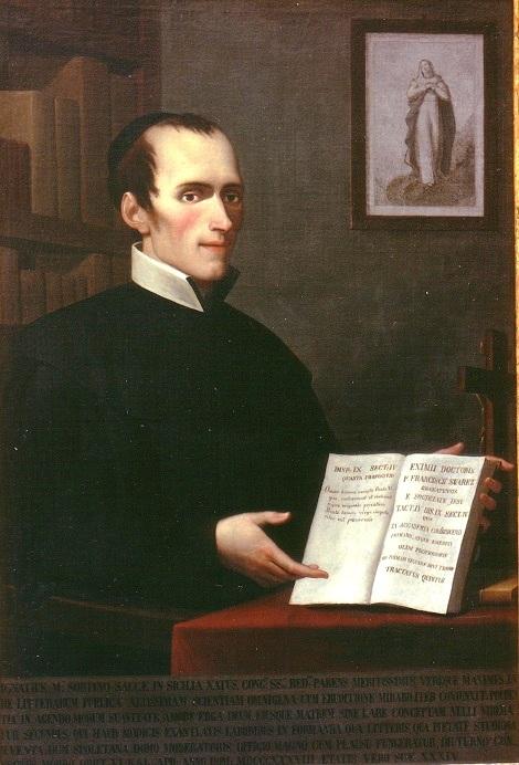 P. Ignazio Sortino, redentorista nativo di Sciacca in Sicilia. Era dotato di rari talenti, di profonda dottrina e di molte virtù; soprattutto si distingueva per la sua carità verso Dio e il prossimo.