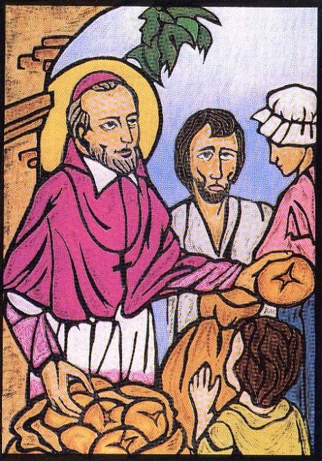 S. Alfonso affrontò in prima persona i disagi della carestia del 1764 a S. Agata dei Goti, impegnando beni personali e della mensa vescovile.