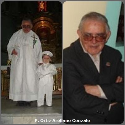 Tra i 29 defunti di oggi, 14 febbraio, di cui 2 italiani, l'immagine mostra il P. Ortiz Arellano Gonzalo (1928-2010) dell'Ecuador.