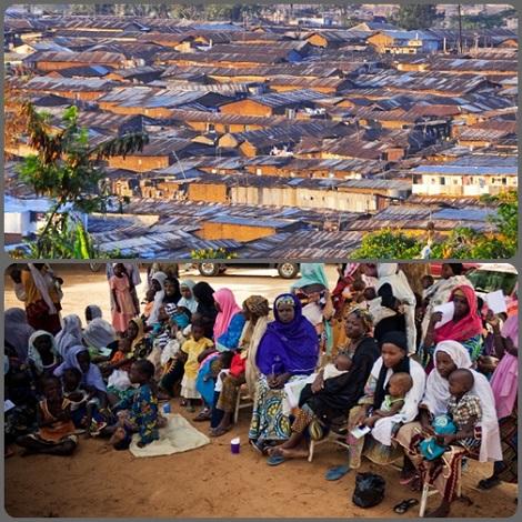 La Missione redentorista del Ghana, iniziata dalla Provincia di Bogotá, oggi conta una decina di soggetti: grande è la povertà che essi devono affrontare.