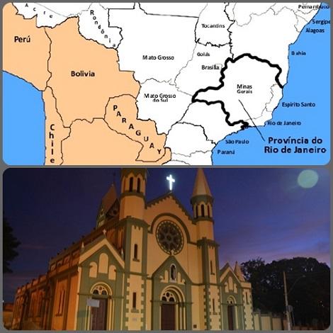 La vice provincia di Minas Gerais oggi con la bella basilica di San Gerardo in Curvelo, che è visitata principalmente durante l'ottava della festa, celebrata nel mese di settembre.