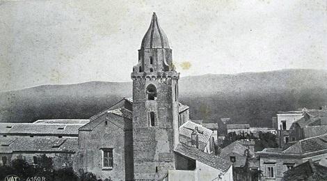 Casa redentorista di Somma Vesuviana, che ebbe vita dal 1816 al 1898. Qui nel 1849 morì il P. Domenico De Francesco.