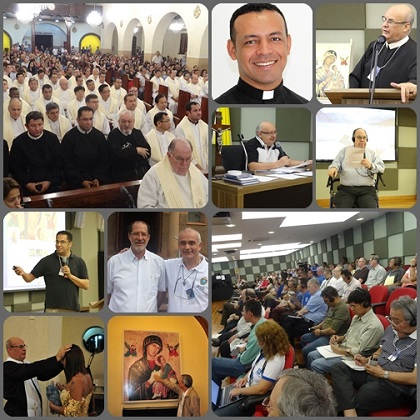Campo Grande (Brasile) - Momenti e persone del Congresso sulla Madonna del Perpetuo Soccorso.