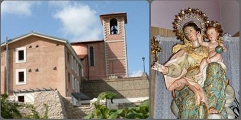 Fratello Gaetano Casale, redentorista nativo di Caposele, sotto Materdomini, era molto devoto della Madonna della Neve, il cui santuario è sulla montagna della vicina Calabritto. Il fratello redentorista morì nella Casa redentorista di Somma Vesuviana nel 1852.