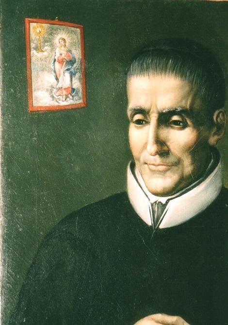 Fratello Giovanni Cimatti, redentorista nativo di Molino di Faenza, in terra emiliana, che dovette abbandonare dopo l'occupazione francese, visse e morì a Napoli nella Casa di S. Antonio a Tarsia.