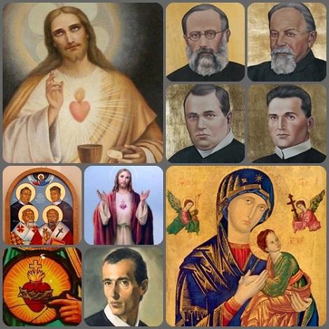 Il mese di giugno, dedicato al Sacro Cuore di Gesù, è per i Redentoristi un tempo denso di appuntamenti spirituali: il Cuore Eucaristico di Gesù, La Madonna del Perpetuo Soccorso, i Beati Martiri ucraini e il Beato Gennaro Maria Sarnelli.
