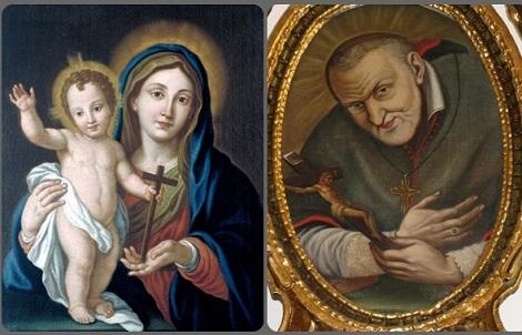 O Madre del mio Redentore, abbi compassione di me povero peccatore; prega per me, acciocché per mezzo tuo io abbracci con perfetto amore il tuo Figlio, e divenga un'anima secondo il suo Cuore.