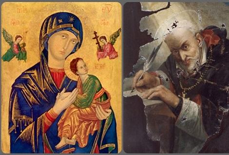Maria, speranza mia, soccorrimi ed ottienimi l'essere per sempre fedele e grato al mio Signore. (S. Alfonso).