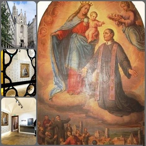Vienna-Hernals 15 giugno 2014: Appuntamento finale per la Festa del Giubileo di San Clemente quale Patrono di Vienna: attesi molti Redentoristi e ospiti vari.