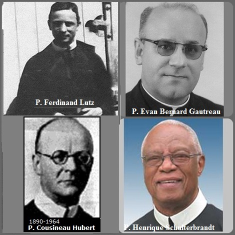 Tra i 38 defunti di oggi 16 giugno, di cui 2 italiani l'immagine mostra 4 Redentoristi: gli americani: P. Ferdinand Lutz (1877-1968); P. Evan Bernard Gautreau (1910-1998), il canadese P. Hubert (1890-1964) e l'americano P. Henrique Schulterbrandt (1936-2008).