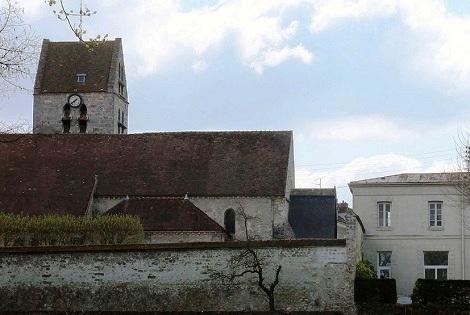 Avon (Francia). Attuale Convento des Carmes, che fu residenza redentorista, nella quale morì nel 1877 fratello François Sandt.