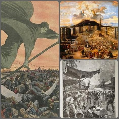 Il colera del  1854 colpi gran parte dell'Europa. Anche Il Regno di Napoli fu duramente provato: ne fu vittima a Caserta anche il giovane redentorista P. Luigi Figliolia, originario di Roccadaspide in provincia di Salerno.