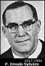Drouin Sylvère 1917-1994