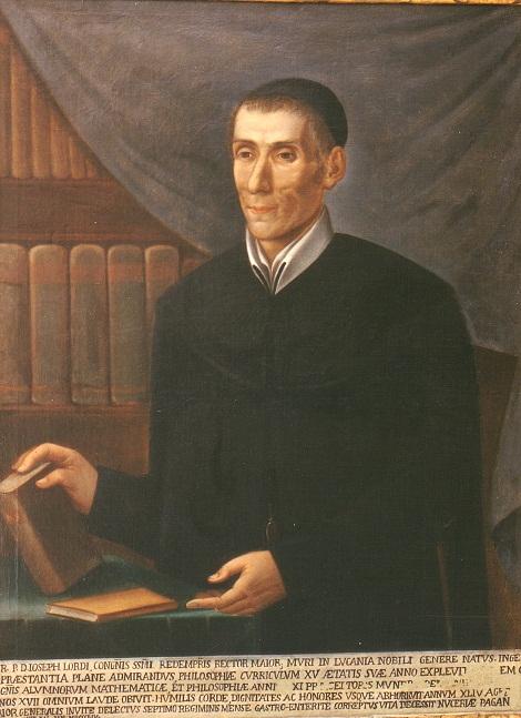 P. Giuseppe Lordi, redentorista nativo di Muro Lucano, fu un religioso di grande sapere e di notevole spirito di santità. Fu eletto Rettore Maggiore, ma il suo incarico ebbe breve durata, perché la morte lo colse nel 1854.