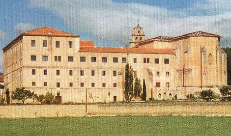 El Espino (Spagna) - Il complesso redentorista dove nel 1897 consumò la sua breve vita Fratello Gérard Raymond Llamas, che, rimasto vedovo, si era consacrato a Dio.