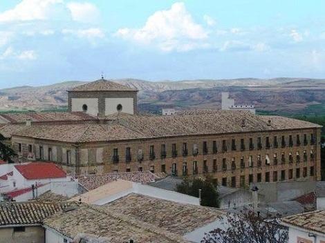 Cuenca (Spagna) Monastero di S. Maria della Merced di Huete, prima residenza dei Redentoristi  sul territorio. - P. Célestin Boiron vi morì nel 1899.