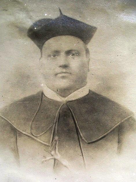 P. Raffaele D'Arpino, insieme a suo fratello P. Alessio, era originario di Castelliri (CE) e si distinse per soavità di costumi, osservanza regolare, carità fraterna, dolcezza di modi.