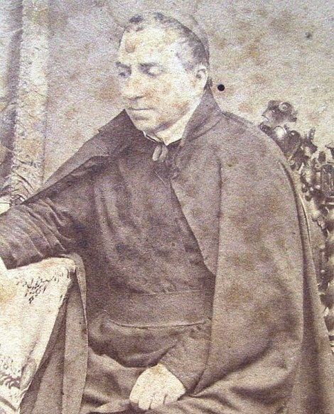 P. Baldassarre Florio, redentorista originario di Furore (SA) fu religioso prudente e osservante.