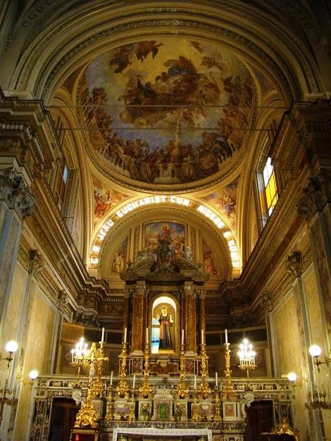 Napoli, Chiesa di S. Antonio e S. Alfonso a Trasia – Qui vi fu superiore il P. P. Emanuele Baldari, originario di Oria in Puglia, che morì a Squinzano nel 1871.