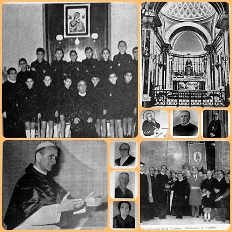 L'Annata 36 del 1965 documenta alcuni aspetti della vita della Chiesa con il Papa Paolo VI; l'aspetto vocazionale della Provincia di Napoli con i piccoli aspiranti di Tropea e il ricordo sempre vivo di confratelli e benefattori che sono morti durante l'anno.