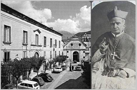 Mons. Domenico Ramaschiello, Vescovo di S. Agata dei Goti. Nella sua casa in Nocera Inferiore, aveva accolto il P. Raffaele Bocchino, del quale era penitente: qui il redentorista morì nel 1878 assistito dai confratelli e rimpianto dallo stesso Monsignore.