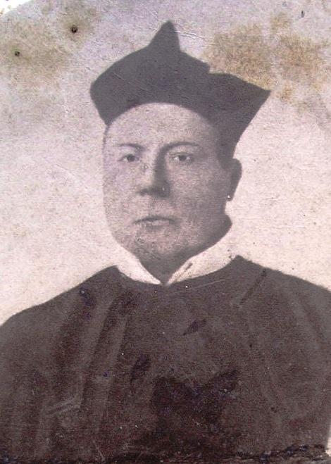 Ritratto del P. Pasquale Semenza, originario di Pratola Serra (AV): visse una vita di prudenza, di raccoglimento, di carità, di moderazione.