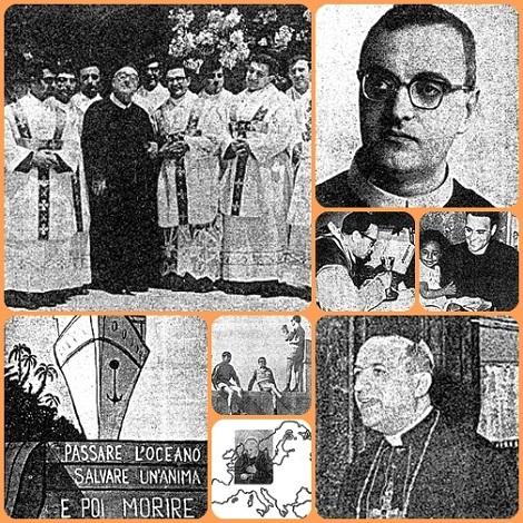 L'Annata 40 del 1969 presenta con foto alcuni avvenimenti della vita missionaria della Provincia di Napoli: il nuovo Provinciale P. Salvatore Meschino, l'ordinazione sacerdotale di una classe numerosa di studenti, testimonianze missionarie e di formazione. – L'annata si ferma al mese di settembre per difficoltà sopraggiunte.