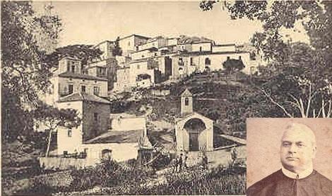 Salvitelle coll = Salvitelle, piccolo centro in provincia di Salerno, è stata la patria di due sacerdoti Redentoristi: P. Raffaele (nella foto) e P. Salvatore, amato e stimato da tutti, morto nel 1899.