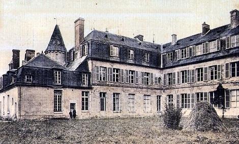 Thury-en-Valois (Francia) - La Casa redentorista dove nel 1895 terminò la sua vita il Fratello François Jules Quéloz.