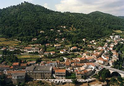 Saint-Sauveur de Montagut oggi in una fotografia tratta da internet. Fu la patria natale dello studente redentorista Léon Giraud.