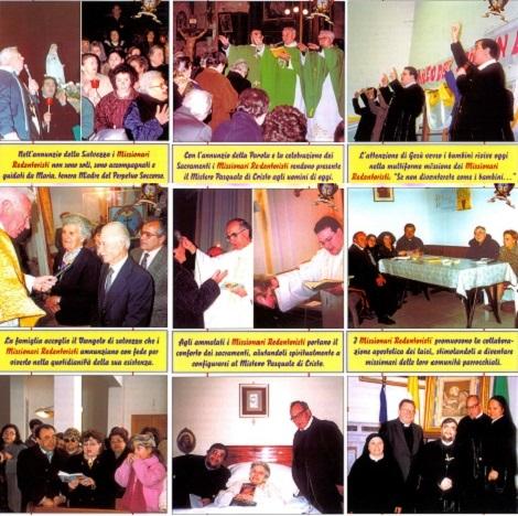 L'Annata 2000 presenta ampi contenuti sul Grande Giubileo del 2000 – Pagine alfonsiane, pagine di spiritualità redentorista, pagine di Redentoristi in azione, come l'ultimo numero (Calendario 2001) che presenta per ogni mese i Redentoristi nella Missione al popolo.