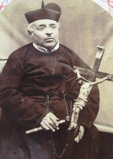 P. Alfonso D'Antonio, redentorista nativo di Angri, fu stimato e amato dai Confratelli: fu Provinciale al tempo del rientro dopo la soppressione delle Case. Morì nel 1895.