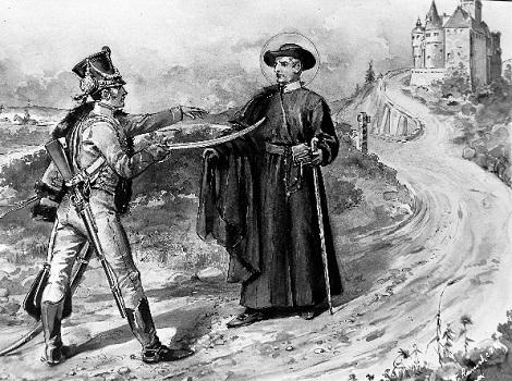 S. Clemente M. Hofbauer errò per mezza Europa: era sistematicamente espulso da dove impiantantava una comunità redentorista: anche dal Thabor, dove accolse come fratello laico Antoine Metzler, fu cacciato senza troppi riguardi.