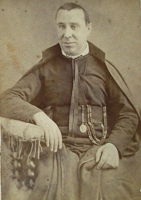 P. Francesco P. De Blasiis, redentorista nativo di Deliceto (FG), fu stimato e apprezzato missionario e morì sulla breccia, durante la missione di Montefalcione nel 1895.