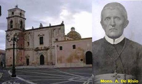 Fratello Francesco Nicola Bianco, redentorista nativo di S. Angelo dei Lombardi (AV) fu affidato a Mons. Alessandro De Risio, vescovo di Santa Severina in Calabria, quale suo collaboratore e segretario. Morì in patria nel 1895.