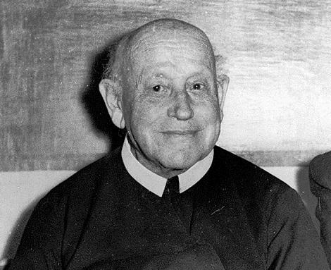 P. Pelagio Sauter, redentorista tedesco missionario in Brasile, è ricordato come «l'apostolo di Goiás e il missionario del popolo».
