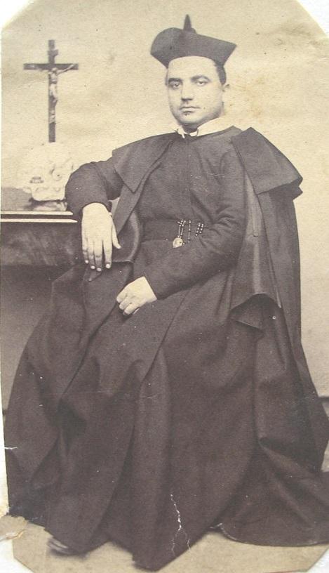 P. Luigi Pepe, redentorista originario di Sicignano (SA) fu missionario di cuore in vari luoghi, anche in Calabria, e i fedeli gli volevano bene. Il suo vero cognome era Carnevale, ma egli lo volle cambiare. Morì nel 1894.