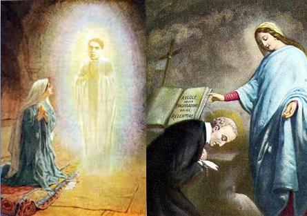 Umilissima Maria, con la tua umiltà innamorasti talmente il tuo Dio, che lo attirasti a farsi tuo Figlio e nostro Redentore. Lo so che il tuo Figlio non ti nega nulla di ciò che gli chiedi: impetrami la grande grazia della preghiera, di perseverare a raccomandarmi sempre a Dio e anche a te, che ottieni da Dio quanto vuoi (S. Alfonso).