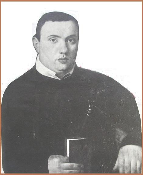 P. Salvatore D'Amelio, redentorista originario di S. Angelo dei Lombardi (AV), fu zelante missionario e ottimo confratello. Morì nel 1899.