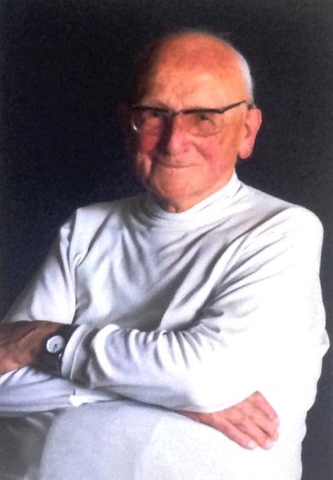 La foto del P. Théodule Rey-Mermet redentorista  (1910-2002).