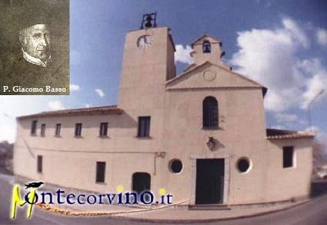 P. Pasquale Basso redentorista era nipote di P. Giacomo Basso. Originario di Montecorvino Rovella (SA) morì nel 1898 nel Convento dei Cappuccini di Santa Maria degli Angeli, assistito amorevolmente dai Frati.