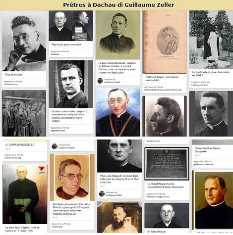 Dal 1938 al 1945 ben 2.720 sacerdoti cattolici sono stati internati a Dachau, campo di sterminio vicino Monaco di Baviera, Di quei sacerdoti deportati 1.034 morti lì.  - E' un dovere conservare la loro MEMORIA.