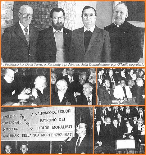 Il numero 62 di COMMUNICATIONES presenta Il Congresso internazionale di Bioetica promosso dall'Accademia Alfonsiana per celebrare il Bicentenario della morte di S. Alfonso. Numerose foto rendono volti noti e meno noti, ma tutti uniti intorno al grande Santo.