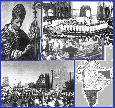 Il numero 63 di COMMUNICATIONES presenta con testo e foto i festeggiamenti nelle varie Province della Congregazione in onore di S. Alfonso nel Bicentenario della sua morte.