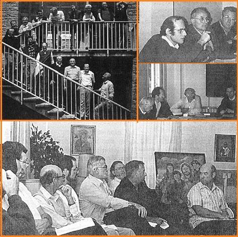 Il numero 64 di COMMUNICATIONES presenta con testo e foto L'incontro dei Redentoristi impegnati direttamente con i problemi del mondo del lavoro e con gli operai. – Anche una sezione sul Turismo nel terzo mondo.