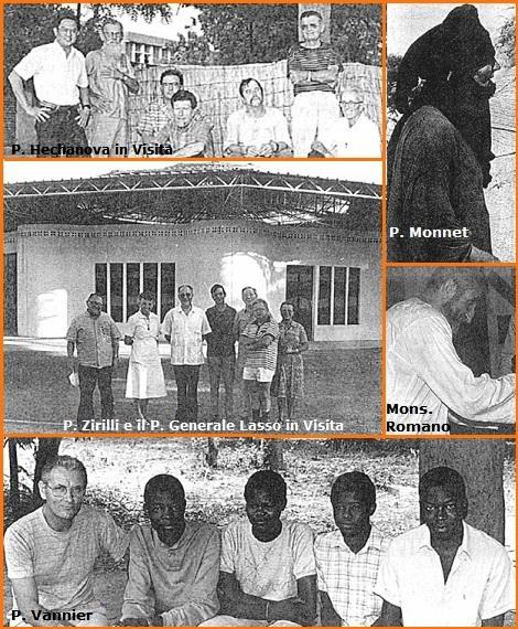 Il numero 65 di COMMUNICATIONES presenta con testo e foto le due Vice-province redentorista in Africa: quella di Niamey in Niger e quella di Fada N'gourma in Burkina Faso.