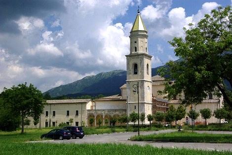 Montella (AV) Il convento di San Francesco. - Di Montella era nativo Fratello Angelo De Stefano che vi morì nel 1888.